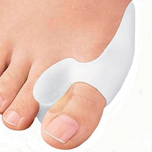 Sichun 1par Gel Corrector de juanetes protectores de dedos Cabello seperators de dedos del pie preisvergleich