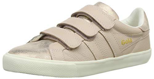 Gola Damen Orchid Shimmer Velcro Sneaker, RosaBLUSH PINK LK, 40 EU -