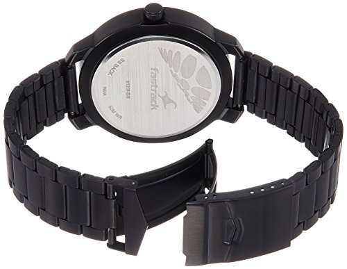 Fastrack Analog Multi-Colour Dial Men's Watch - 3120NM02