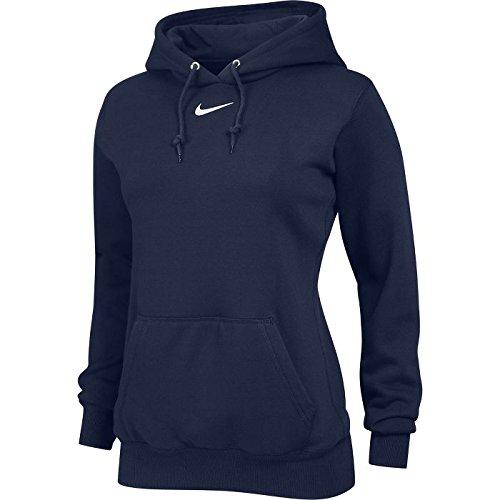 Nike pour femme Team Club Polaire à capuche pour Navy