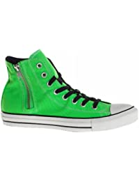 Scarpe alte CONVERSE ALL STAR Chuck Taylor Core HI HI in tessuto verde fluo 138517C