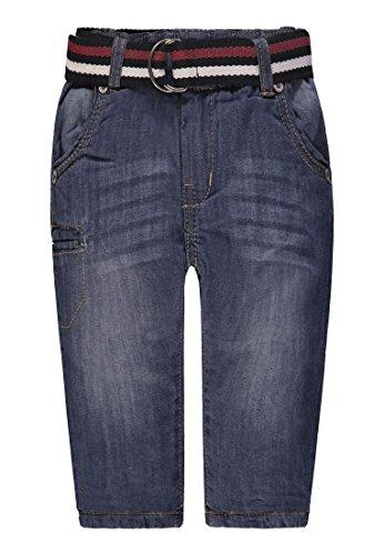Steiff Jungen Jeans Hose, Blau (Light Denim|Blue 0014), 98