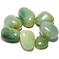 Humunize Glaube Heilung Aventurin Trommelsteine Reiki heilende Kristallschmucksteine Verschiedene Größen Feng... preisvergleich bei billige-tabletten.eu