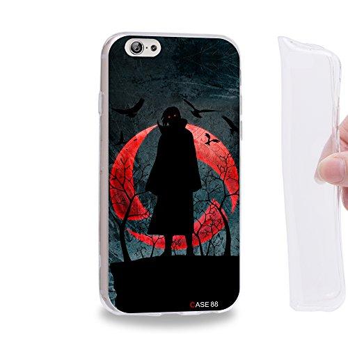 "Naruto Uchiha Itachi Funda de gel TPU para Apple iPhone 6 / 6s (4.7"")"