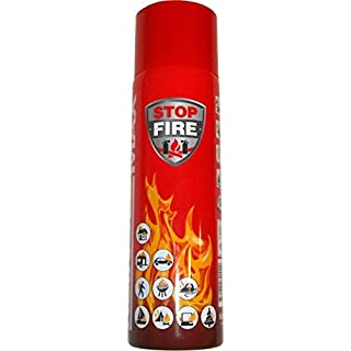 Lönartz® 500 Feuerlöschspray (Feuerlöscher) (auch für Fettbrände, 500g netto) Reinold Max