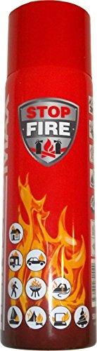 feuerloescher spray Lönartz® 500 Feuerlöschspray (Feuerlöscher) (auch für Fettbrände, 500g netto) Reinold Max