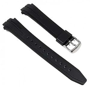 Casio Bracelet de Montre - Marine Gear - Resin Band noir MRP-700