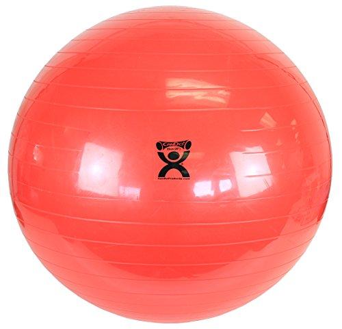 Cando 30-1806 Gymnastikball, 95 cm, Rot