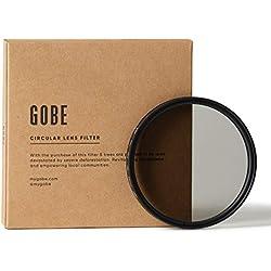 Gobe - Filtre Circulaire polarisant (CPL) pour Objectif 77 mm (3Peak)