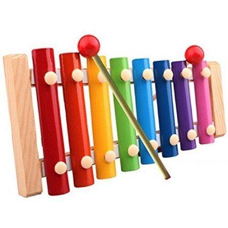 Susenstone TM Susenstone TM Baby Kid Musical Toys Xylophone Wisdom Development Wooden Instrument