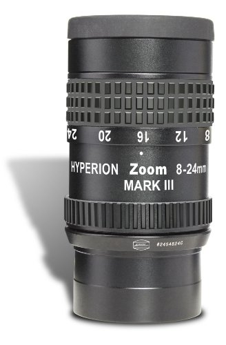 Baader Planetarium Hyperion Clickstop Weitwinkel Zoom Okular 8-24mm Mark III