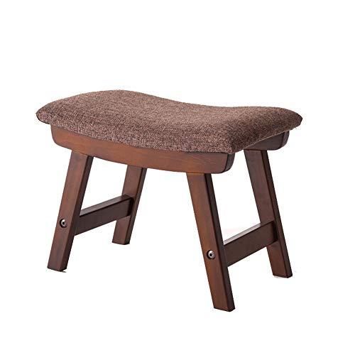 Gepolsterte Bande (H&RB Polstergedeckter Fußstütze, gepolsterter Bände-Kongrolensehuß-Surfwechsel-Schuh-Stühle mit abnehmbarem Linen-Cover,005)