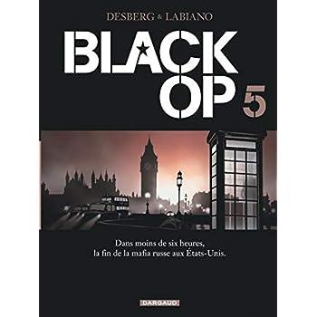 Black Op - saison 1 - tome 5 - Black Op T5