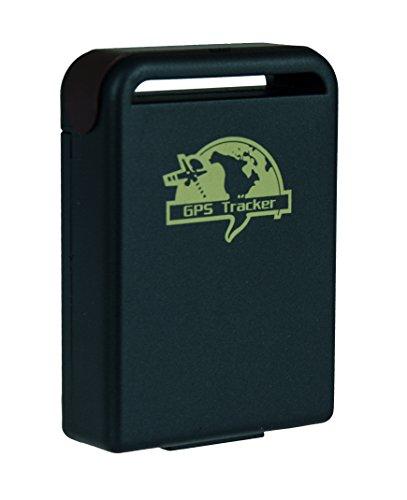 GPS SMS GPRS GSM Tracker TK102 V10.2 Peilsender Ortungsgerät Diebstahlschutz mit Ladekabel von Kobert-Goods
