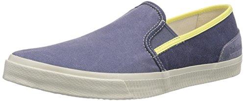 Timberland EK Hookset Camp FTM_Canvas Slip On, Herren Sneakers Grau (Grey)