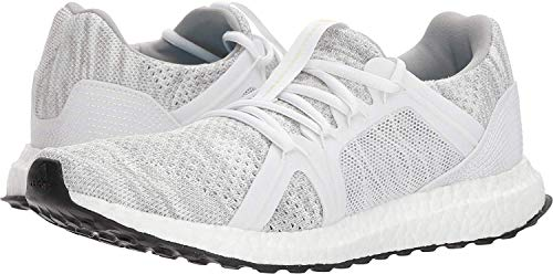 adidas Stella McCartney Women's Ultra Boost Parley Stone/Core White/Mirror Blue/Smc 9 M US