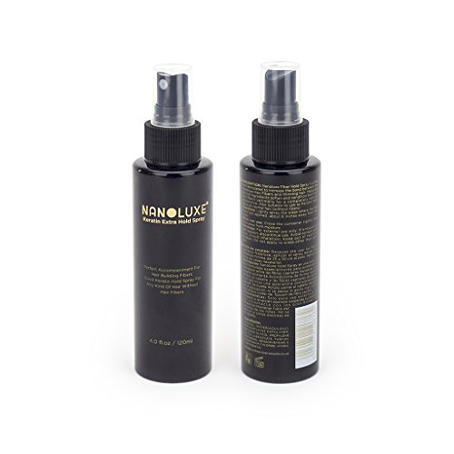 Nanoluxe queratina Cable sujeción Spray 120 ml