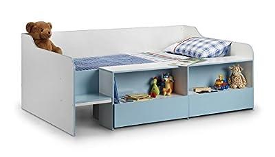 Happy Beds Cabin Bed Low Sleeper Storage Mattresses Bedroom Kids Boy Girl - inexpensive UK light shop.
