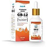 Healthvit GB-12 Vitamin B12 Liquid Drops Vitamin B12 500mcg 30ml
