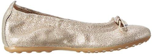 Bisgaard Mädchen Ballerina Geschlossene Ballerinas Gold (6004 Gold)