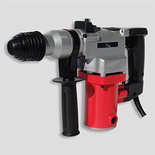 Preisvergleich Produktbild 850 W SDS Plus Profi Bohrhammer Schlagbohrhammer pneumatische Schlag mit Koffer