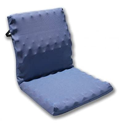 Betterlife Pressure Relieving Ripple Seat Wheelchair Cushion Pillow