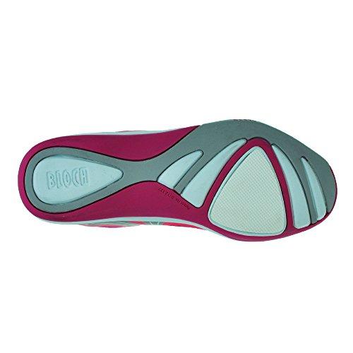 NEW Bloch 925 Element Danse Sneaker Rose