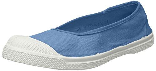 Bensimon - F15005C15B - TENNIS BALLERINE - Baskets - Femme - Bleu (Denim) - 36 EU