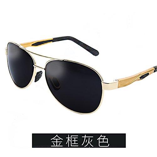 LLZTYJ Sonnenbrille/Sonnenbrille Herren Polarisierte Sonnenbrille Herrenbrillen Drive Driving...