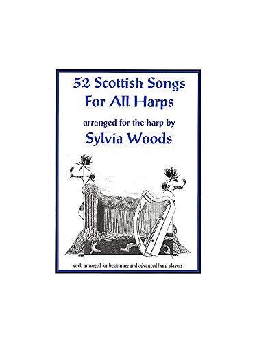 52 Scottish Songs For All Harps - Noten [Musiknoten]