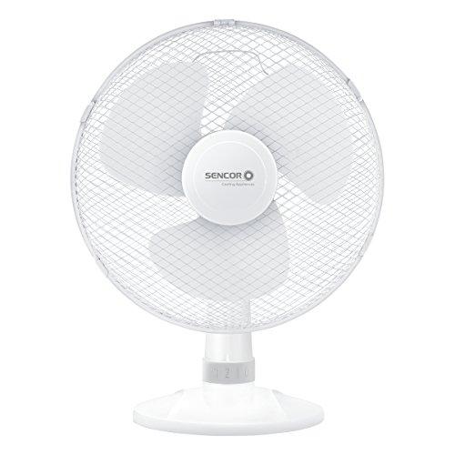 Sencor Ventilateur de table avec un diamètre de 30cm, SFE 3020WH