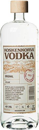 Koskenkorva Vodka Original (1 x 1 l)