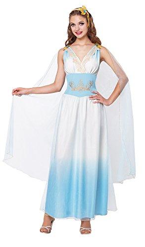 Bristol Novelty AF010 Römische Kaiserin - Griechische Kaiserin Für Erwachsenen Kostüm
