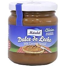 Crema de caramelo de leche, vidrio 250g - Dulce de Leche Clásico MARDEL 250g