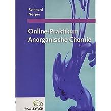 Online-Praktikum Anorganische Chemie