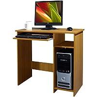 modern desks for home office. Top Home Solutions® Beech Computer Desk Office Workstation Modern Desks For