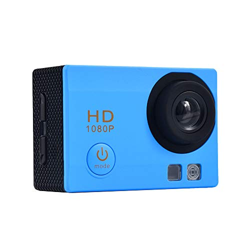 TAOtTAO Wasserdichte Kamera HD 1080P Sport Action Kamera DVR Cam DV Video Camcorder (B)