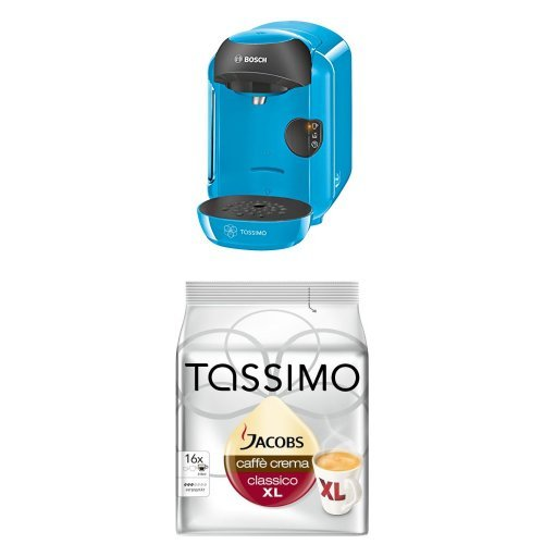Bosch-TAS1251-Tassimo-Multi-Getrnke-Automat-VIVY-kompakte-Gertemae-Getrnkevielfalt-vollautomatische-1-Knopf-Bedienung