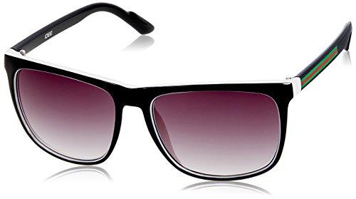 IDEE Square Sunglasses (IDS1884C4SG|100|Multi-Color ) image