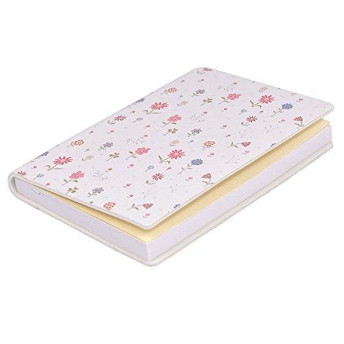 Ella Bella Rose Blumen Muster Tasche Notebook Lovely Geschenkidee (Bella-laptop-tasche)