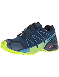 Salomon Men's Speedcross 4 GTX Trail Running Shoes Waterproof