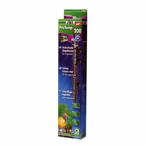 JBL ProTemp s200 Regelheizer für Süß- und Meerwasser-Aquarien für 100 - 300 l