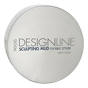 Regis DESIGNLINE Sculpting Mud Flexible Styler, 2oz