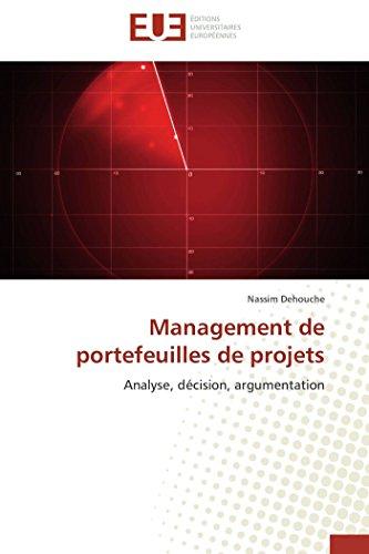 Management de portefeuilles de projets