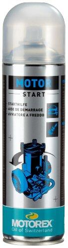 1/2 Motor (Motorex Motor Start Spray 0,5l)
