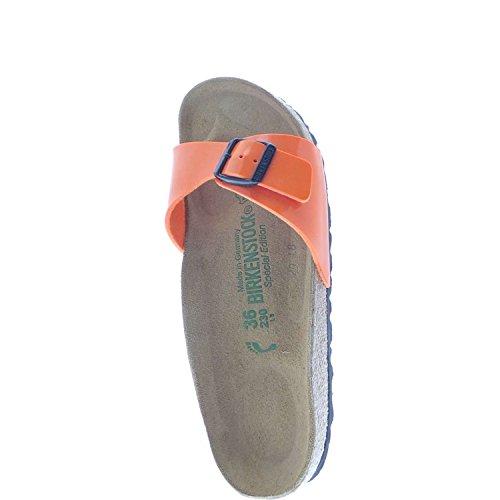 Birkenstock , Sandales pour homme Orange