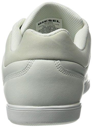 Diesel Herren S-Aarrow Sneaker Weiß (Ice)