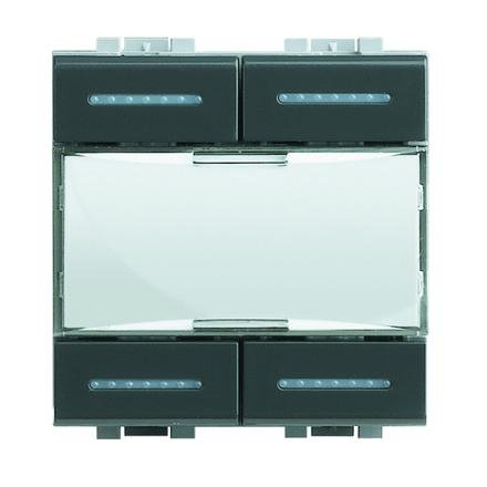 BTICINO MY HOME L4673 - LL-PANEL CONTROL CARGAS ANTRAC
