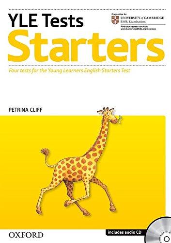Cambridge Young Learners English Tests: Cambridge young learners exams. Starters. Student's book. Per la Scuola elementare. Con CD Audio