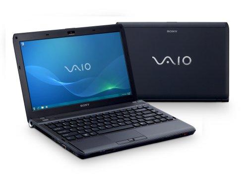 """Sony VPCS13L9E/B 13,3"""" (Processore Intel Core i3-370M 2,40Ghz, RAM 4 GB, HD 500GB, Windows7 Pro)"""